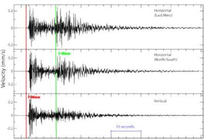 Seismograph-web