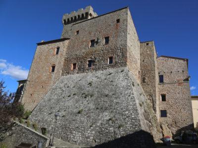 castello aldobrandesco arcidosso