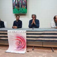 TRAVIATA conferenza stampa