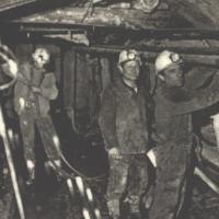 minatori miniera di BAGNORE