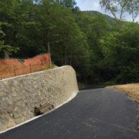 strada cascata arcidosso