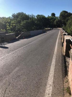 ponte orcia messo in sicurezza 2 luglio 2019