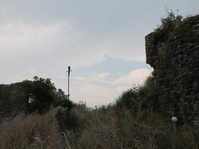 Scavi Rocca Selvena
