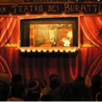 teatro burattini
