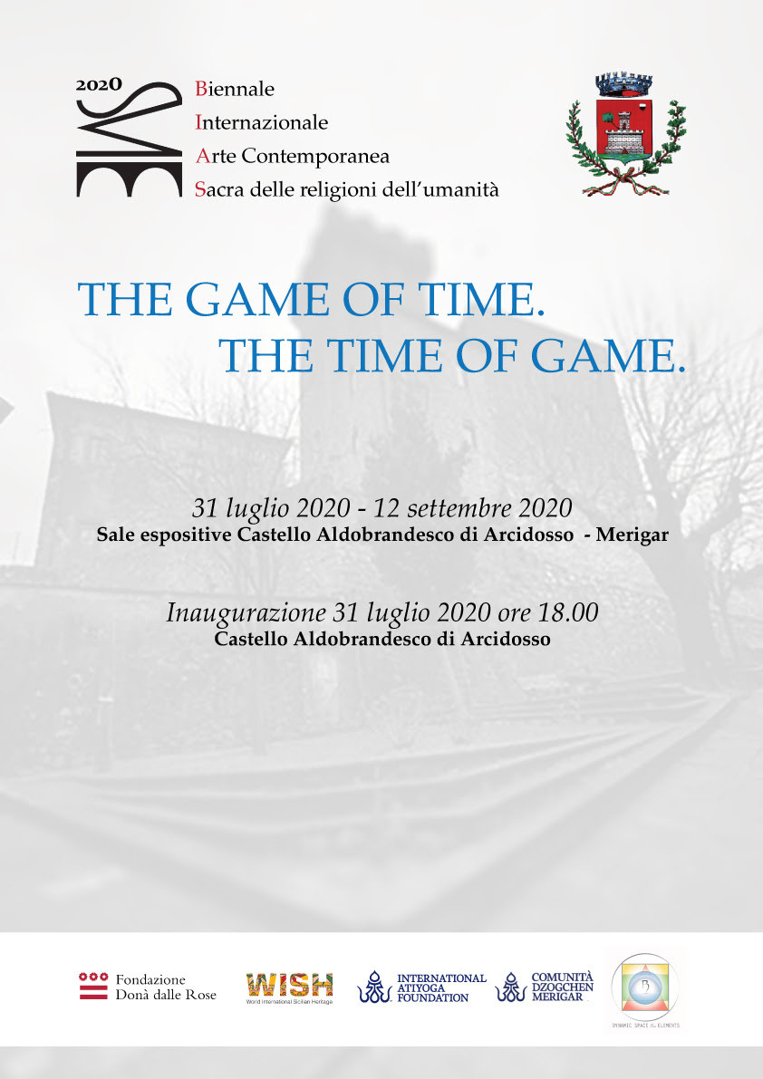 mostra arcidosso the time of game