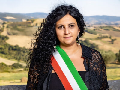 romina sani sindaco cinigiano