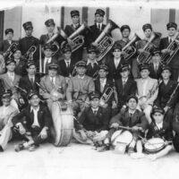banda cinigiano anni 30