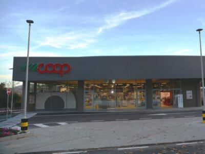 nuovo negozio coop santa fiora